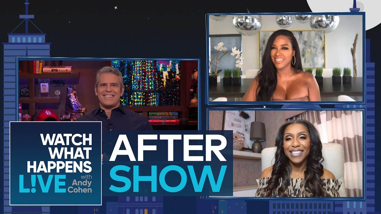 After Show: Dr. Jackie on Dr. Heavenly's Sex Life | WWHL
