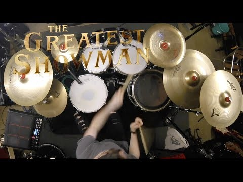 The Greatest Showman | The Greatest Show - Drum Cover