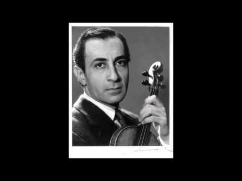 PERAGALLO Violin Concerto   S.Materassi, OT.Bologna, M.Panni   live 1974 ®