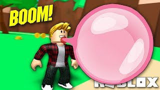 💎 THE BIGGEST BALLOON GUM IN THE WORLD!? AND ROBLOX #278 💎