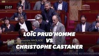 Matraquage de Prud'homme : Castaner donne la version de la police
