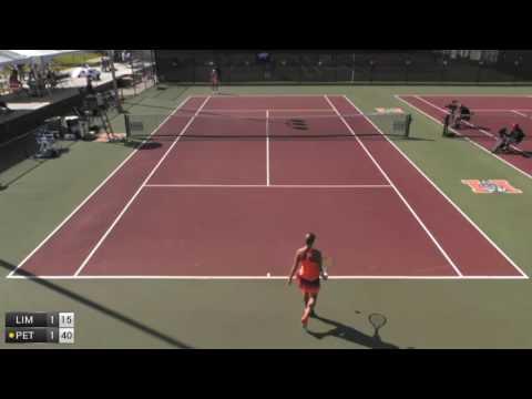 Lim Alize v Peterson Rebecca - 2016 ITF Macon