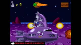 Bugs Bunny In Rabbit Rampage Snes Resume Game  Final