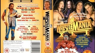 WWF (WWE) Wrestlemania XII Review :: Shawn Michaels vs. Bret Hart :: The Boyhood Dream Comes True!