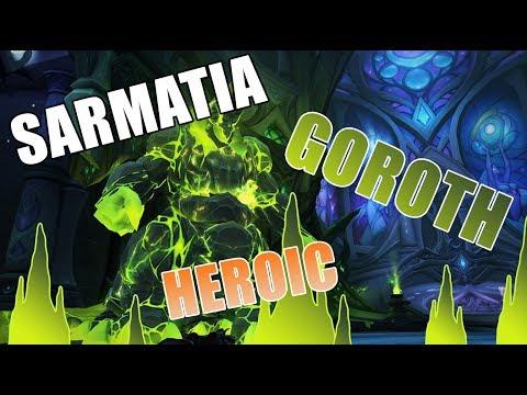 Sarmatia vs Goroth Heroic