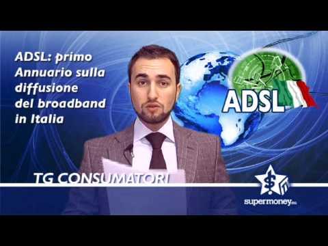Primo Annuario ADSL in Italia - TG Consumatori, Supermoney.eu