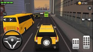 Parking Frenzy 2.0 3D Game - SUV Sport City Driving Car Parking Simulator Android iOS gameplay