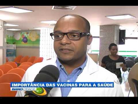 """Band Cidade - """"Importância das vacinas para a saúde"""""""