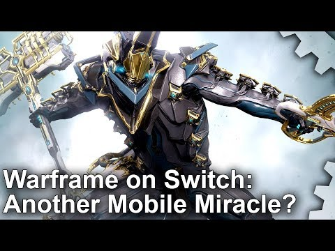 Warframe Switch Analysis: Another Mobile Miracle?