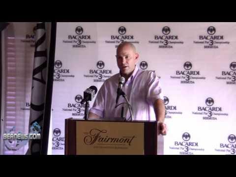 Ian Leggatt 2nd Annual Bacardi National Par-3 Championship Bermuda March 24th 2011