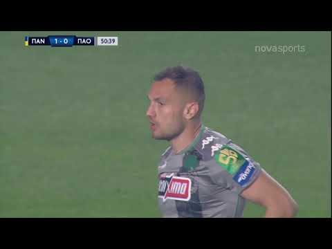 Panetolikos Panathinaikos Goals And Highlights