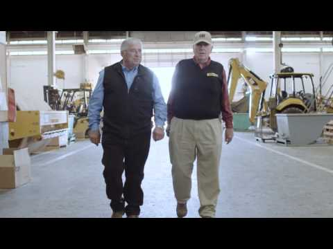 50 Years Working For A CAT Dealer - Milton Chambley | Thompson Machinery