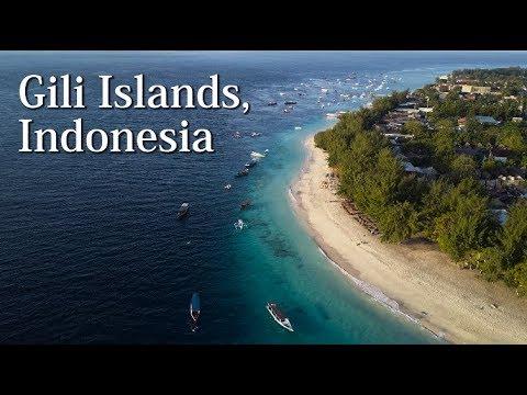 (HD) Paradise on Earth - Gili Islands, Indonesia