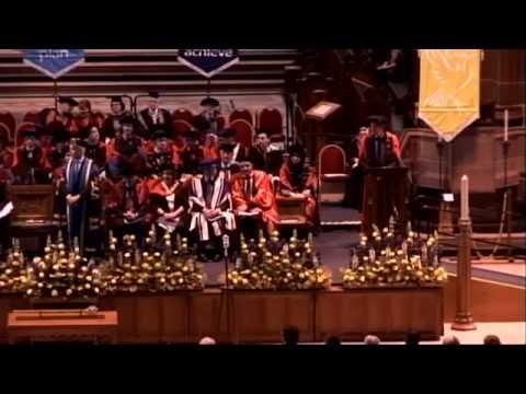 Graduation 2014: Monday morning ceremony