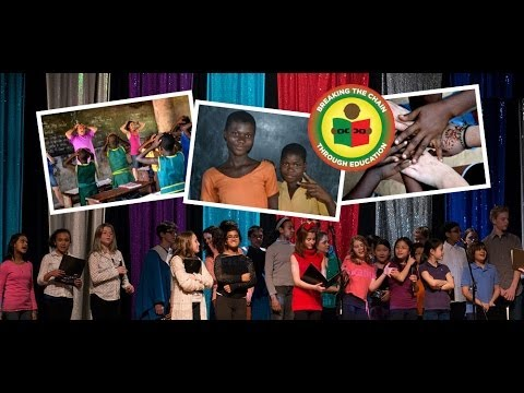 Breaking the Chain Through Education - Fundraising Night