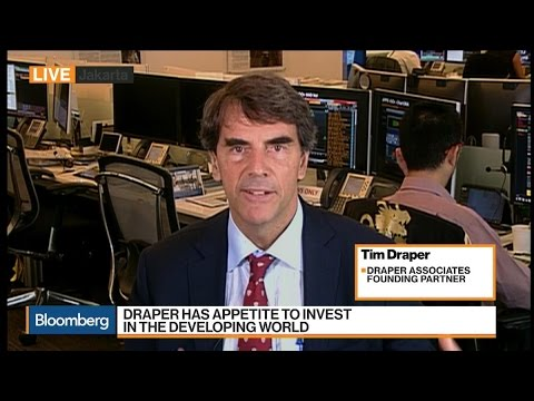 Why Tim Draper Says Indonesia Is a Great Place to Be