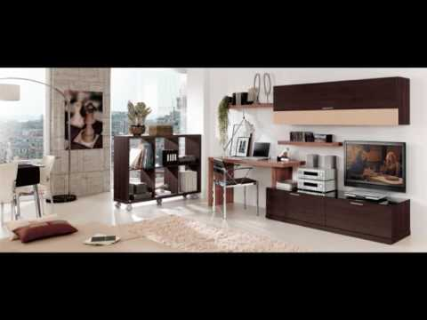 Muebles salvany dise o calidad y elegancia comedores youtube for Muebles salvany