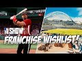 10 MUST Have Features in MLB The Show 19 Franchise Wishlist