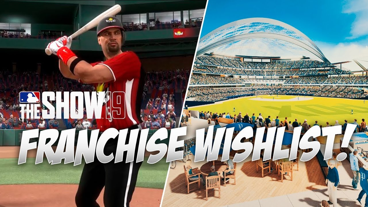 10 MUST Have Features in MLB The Show 20 Franchise Wishlist