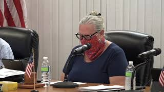 September 8 2021 Schuylkill Board of Supervisors