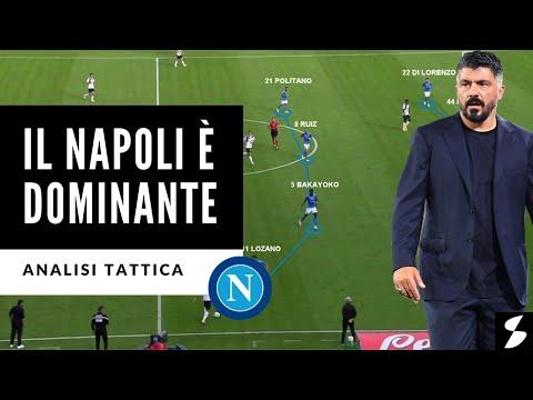 Perchè il Napoli di Gattuso è una squadra dominante