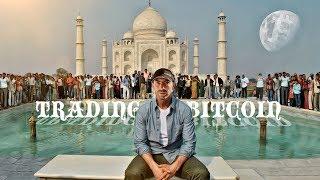 Trading Bitcoin - Quick Update on BTCUSD & SPX from Agra (Taj Mahal)