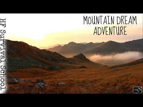 3 Day Backpacking On The Caucasus Mountains - Full Adventure Video