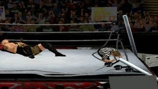 WWE 13 PC OMG Moments
