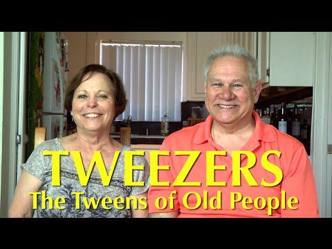 TWEEZERS: The Tweens of Old People