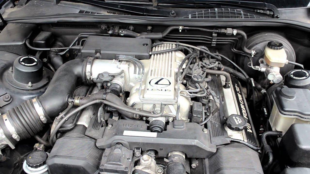 1995 lexus ls400 engine diagram