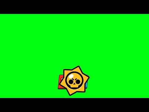 Green screen Brawl stars like and subscribe
