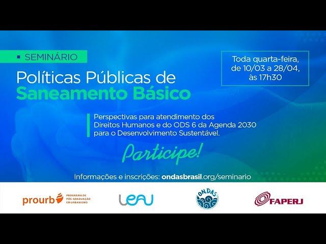 Abertura de capital de empresas públicas de saneamento e  garantia do direito humano à água