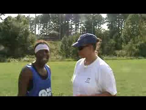Sportscaster Freddie Interview with Stacy Agee of Richmond One