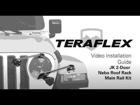 TeraFlex: 2-Door Nebo Roof Rack
