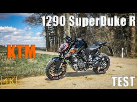 KTM 1290 SuperDuke R TEST | DAS BEAST WIRD ERWACHSEN!