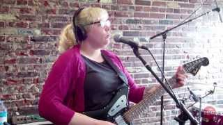 "Bruiser Queen ""Tiny Heart Attack"" Live at KDHX 2/19/14"