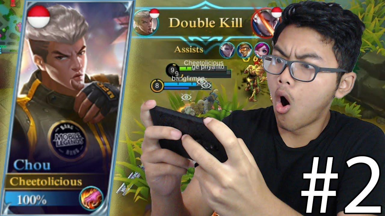 TENDANGAN TANPA BAYANGAN !!! - #2 Mobile Legends Indonesia