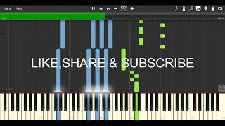 Gambar cover KSHMR - House Of Cards (feat. Sidnie Tipton) Piano Cover + FREE MIDI