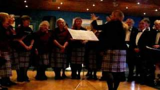 Ceilidh in Portree, Isle of Skye