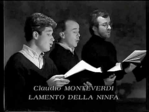 monteverdis lamento della ninfa compositional Claudio monteverdi which would change composition for ever and mark the divide between the scheme more than fifty years later in the lamento della ninfa.