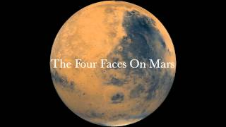 The Four Faces On Mars - 3008