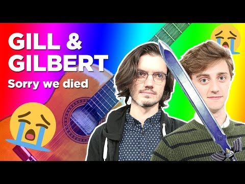 Gill & Gilbert Want to Apologize For Dying in LoZ: Breath of the Wild — Gill & Gilbert, Episode 3