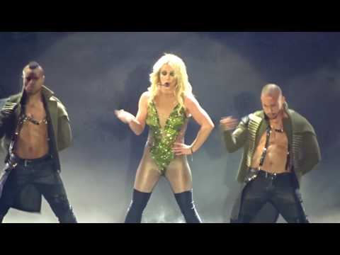170615 Britney Live in Manila - Work Bitch / Womanizer