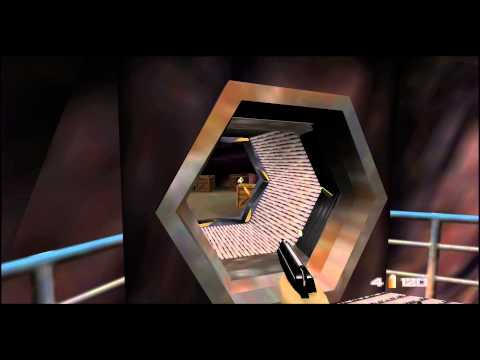 GoldenEye 007 N64 - Caverns - 00 Agent