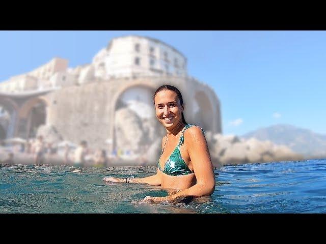 COSTIERA AMALFITANA in moto!😍// PARTE 3 | Polerroni
