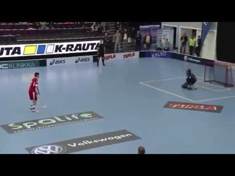 Floorball top 10 penalty shots