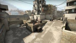 de_dust2 comparison (1.6 to CSGO)