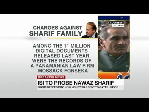 Panamagate verdict: ISI to probe Nawaz Sharif
