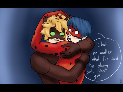 Miraculous Ladybug! Comic by Elithequeenbee: Any Last Words?