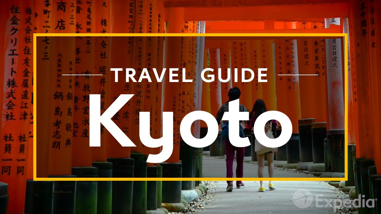 Going to Kyoto? Check out this Travel Guide from Expedia